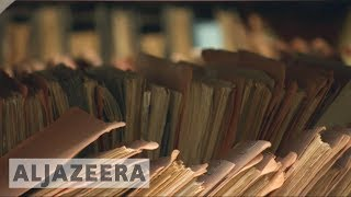 🇩🇪 germany a project to digitise stasi files abandoned