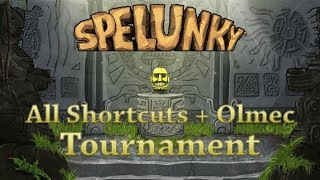 Spelunky ASO Tournament Final Against d_tea round 1