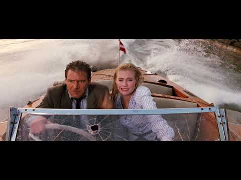Indiana Jones And The Last Crusade (1989) - Motorboat Chase