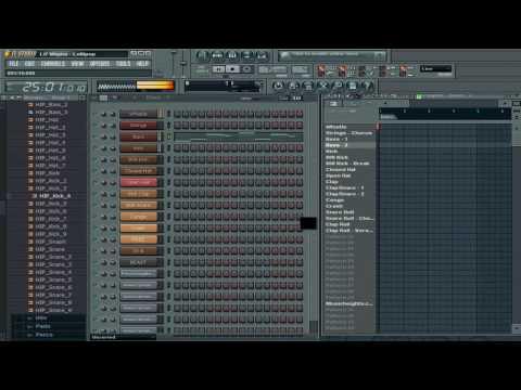 FL Studio  Lil Wayne - Lollipop Instrumental