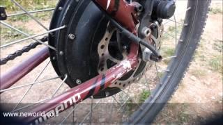 E Bike for sale 1100W 48v 30Ah אופניים חשמליים למכירה