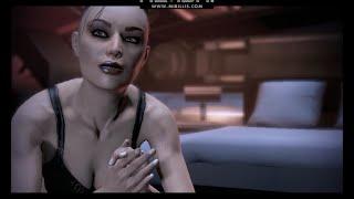 Mass Effect 3  Jack And Samantha Lesbian Shower Sex Scene