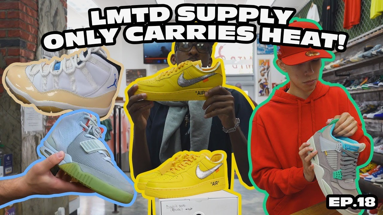 New faces + New laces: LMTD SUPPLY CARRIES HEAT !   Inside LMTD 2.0 EP.18