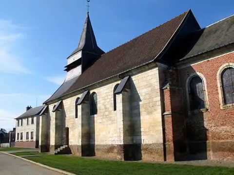 Communes de la Somme              /           Moyencourt-lès-Poix