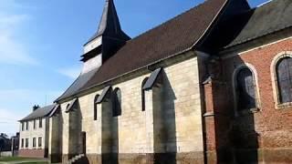 Communes de la Somme                         Moyencourt lès Poix