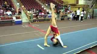 2011全港小學體操邀請賽 女子自由體操 04