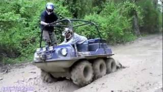 Six Wheelers / Amphibious ATVs