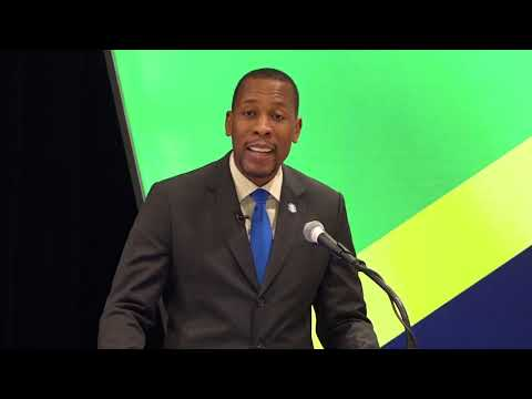 Governor Antoine's Remarks - National Consultation on the Economy, St Kitts and Nevis