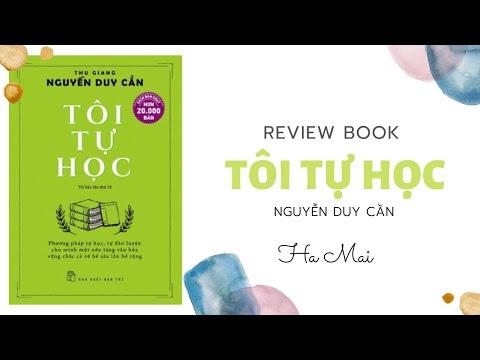 Review sách | Tôi tự học - Nguyễn Duy Cần | Hà Mai
