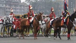 यस्तो देखियो काठमाडौंको घोडेजात्रा, हेर्नुस्