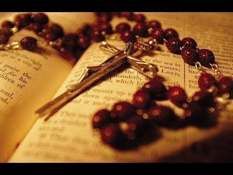 Rosary with Scripture - ALL Mysteries (Joyful * Luminous * Sorrowful * Glorious)