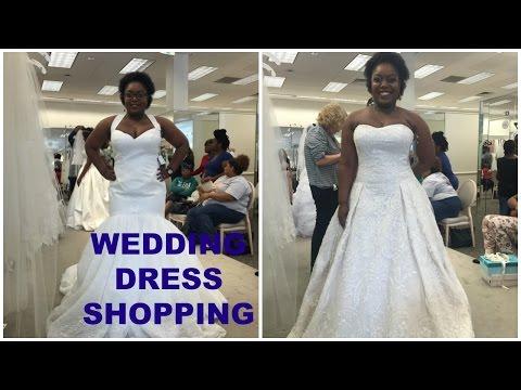 WEDDING DRESS SHOPPING   VLOG   BELLE BEAUTY