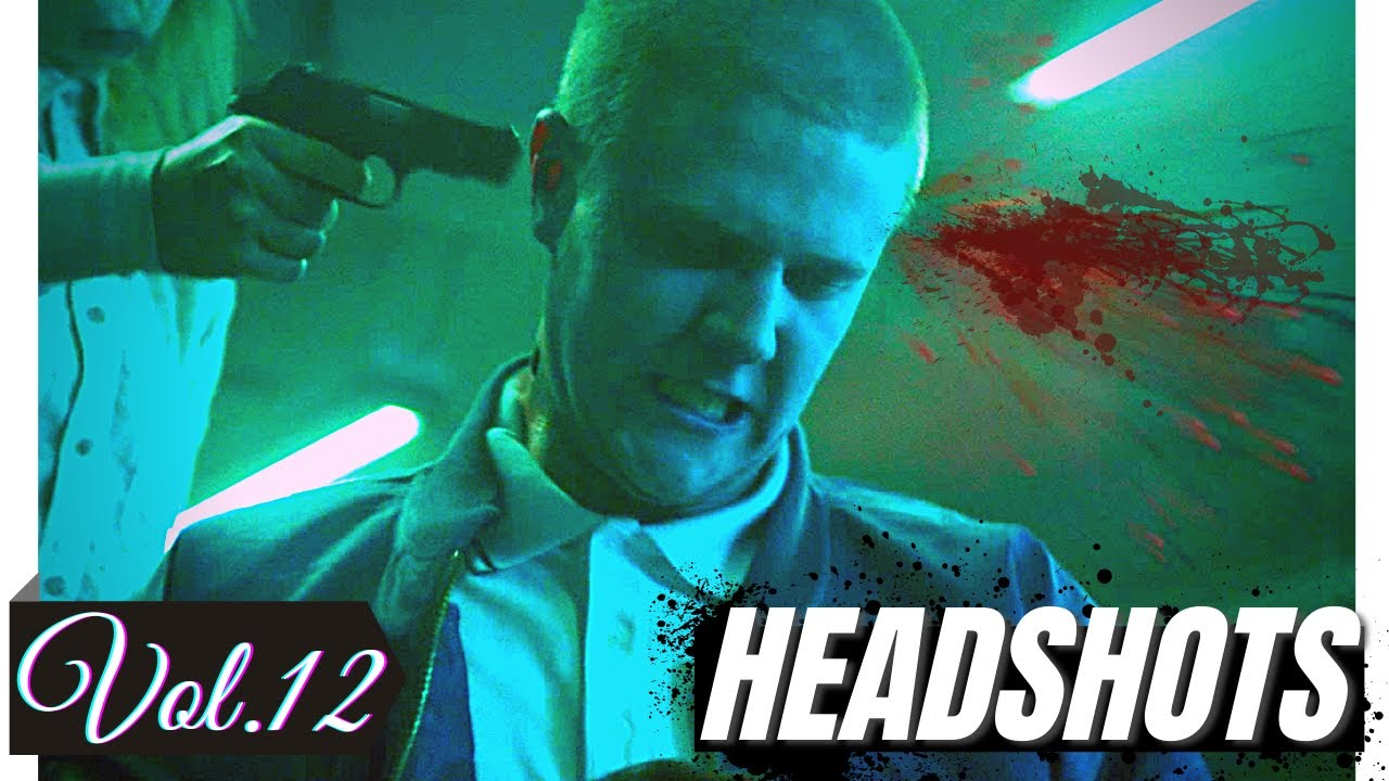 Download Top 10 Movie Headshots. Movie Scenes Compilation. Vol. 12 [HD]