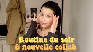 Routine du Soir, Nouvelle Collab & Psychologue | Vlogmars 12