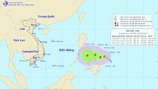 Tin Thời Sự Hôm Nay (11h30 - 14/12) : Cứu Nạn Thành Công 7 Thuyền Viên Bị Chìm Tàu