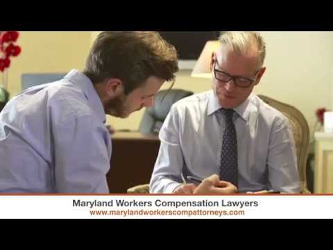 Have you filed a worker's compensation claim in Maryland?