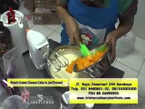 kursus-kue-bersama-ibu-noor---malaysia:-peach-cream-in-jar
