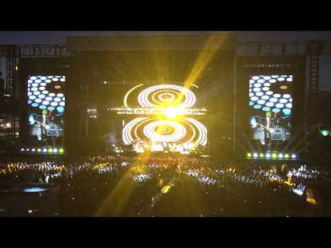 Paul McCartney - A Hard Day's Night (show opener) - NIB Stadium, Perth
