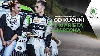 ŠKODA Motorsport Odcinek Specjalny 2: Marieta Marecka