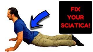 Sciatica Pain Relief (BEST EXERCISES FOR SCIATIC PAIN)
