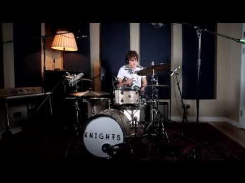 Focusrite // Clarett 8PreX - Recording Knights with John Mitchell