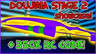 Ro-Ghoul - Doujima Stage 2 Showcase & 350k RC CODE !