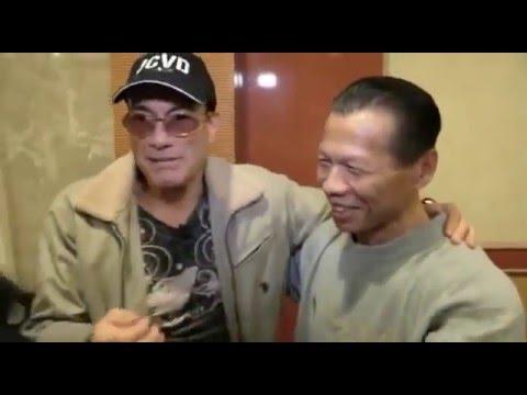 Bolo Yeung & Jean Claude Van Damme