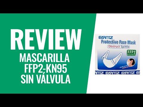 Pautas de utilización y descontaminación de la mascarilla FFP2 KN95 | DosFarma
