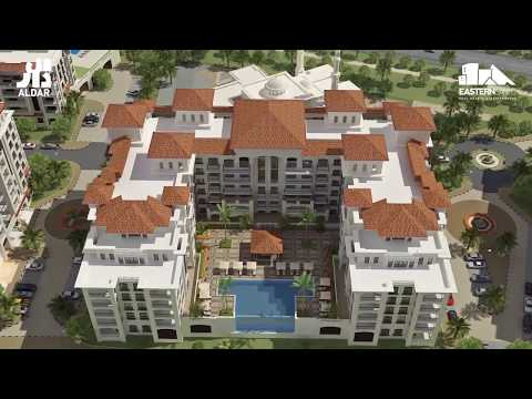 Ansam Yas Island Abu Dhabi (Studio, 1, 2 & 3 Bedroom Apartments)