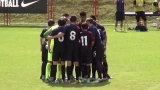 U-15 BNT vs. Croatia: Highlights - June 3, 2016