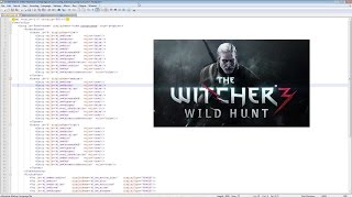 Let's check out the Witcher 3 config files (commentary)