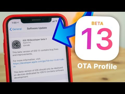 iOS 13 Beta Profile Download No Computer - When is the release? Where to Download?
