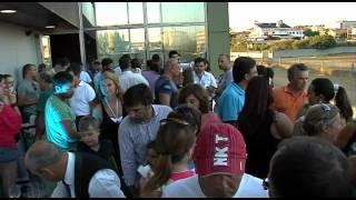 X5 Health Club - Abertura (02.09.2012)