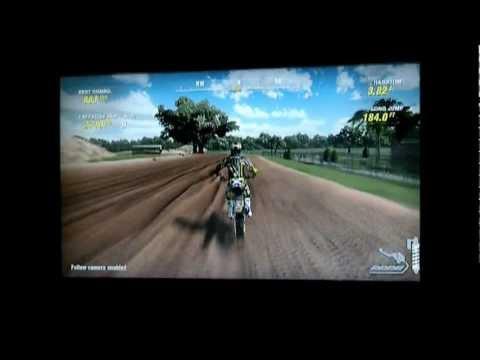 MX vs ATV Alive Rockstar Suzuki