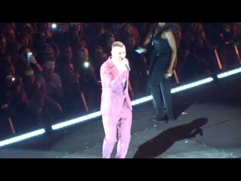 Sam Smith Live In Dublin March 2018 One Last Song