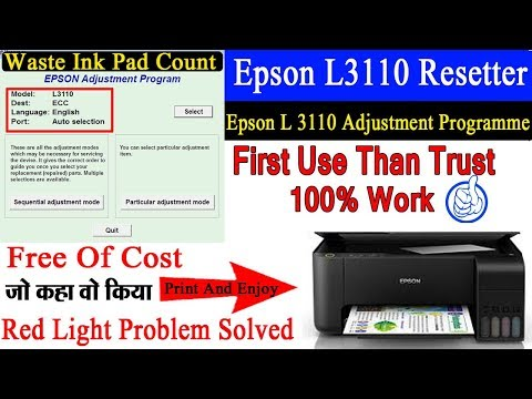 Download How To Reset Service Epson L3150 MP3, MKV, MP4 - Youtube to MP3
