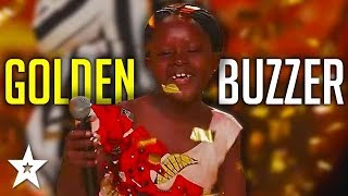 FIRST Ever GOLDEN BUZZER Audition On East Africa's Got Talent! | Got Talent Global