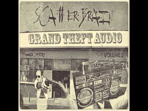 Scatterbrain - Grand Theft Audio Volume 2 (2013)