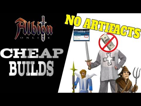 Albion Online | 6 Super Cheap Yet Effective Builds For Starting Characters!