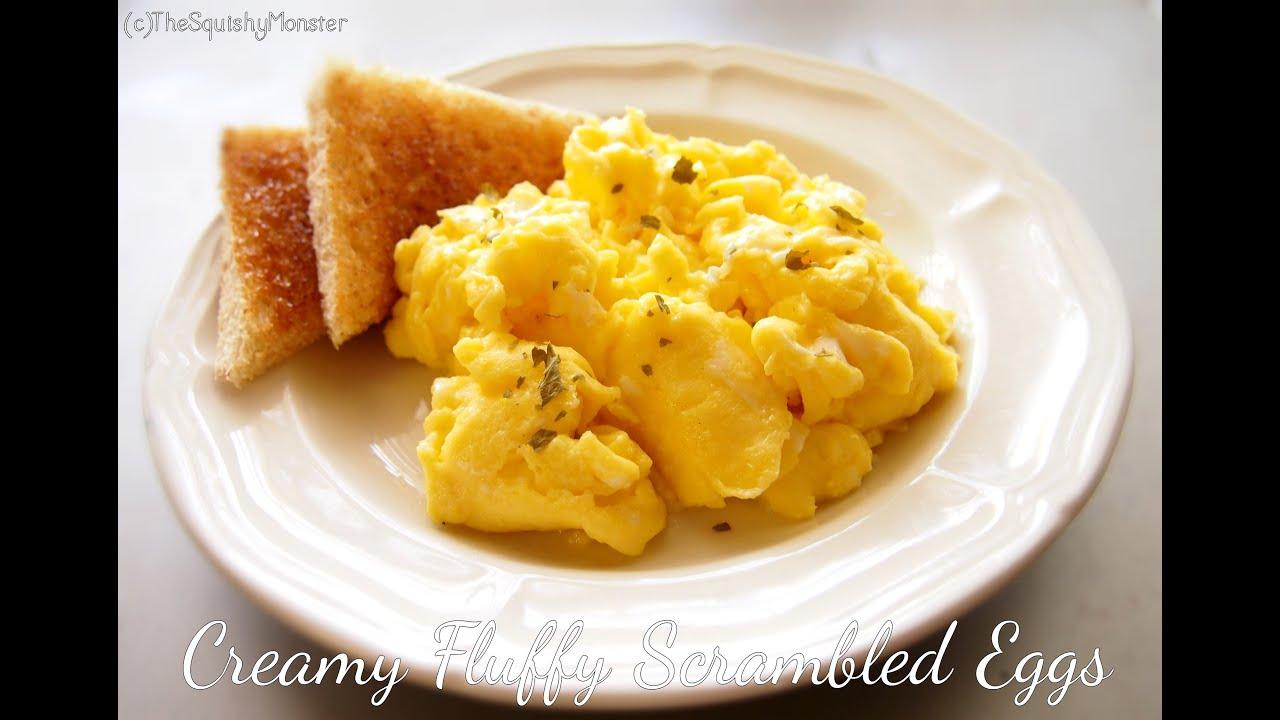 How to Make the Best Scrambled Eggs - YouTube