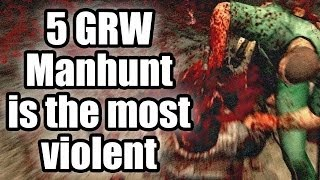 Five good reasons why - Manhunt is still the most violent game ever