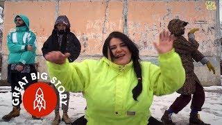 How Ukrainian Rapper Alyona Alyona Became a Hip-Hop Sensation