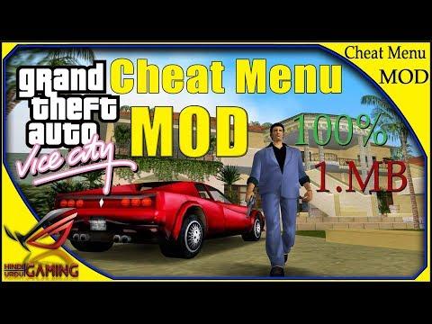 How To Install Cheat Menu Mod In GTA Vice City PC || Hindi Urdu