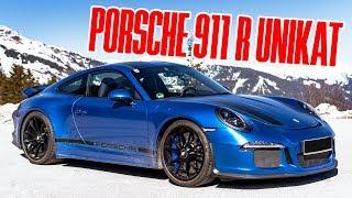 Porsche 911 R Unikat! | Daniel Abt