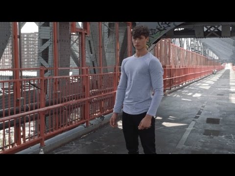 NYC PHOTOSHOOT | Behind The Scenes w/Steven Cao
