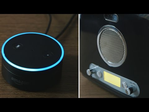 Amazon's Alexa races a toaster