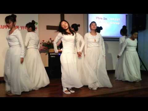 Our God Is Able Planetshakers  worship dance  Fire In ChristMCF Hartamas Youth