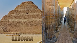 EGYPT: Saqqara, Djoser