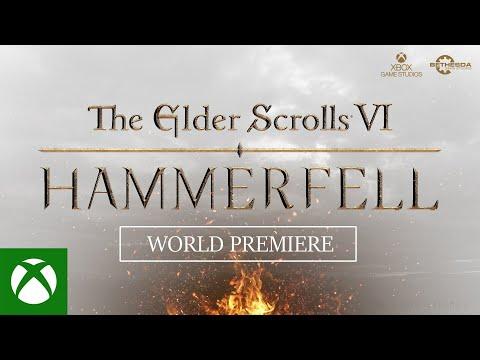 The Elder Scrolls VI: Hammerfell – Reveal Trailer | Xbox Series X|S Concept by Captain Hishiro