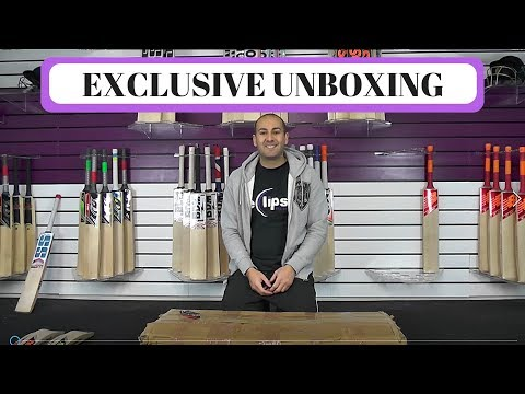 EXCLUSIVE UNBOXING REVIEW OF THE 2018 NEW BALANCE CRICKET BATS